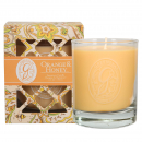Box Jar Candle Orange & Honey
