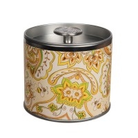 Candle Tin Orange & Honey